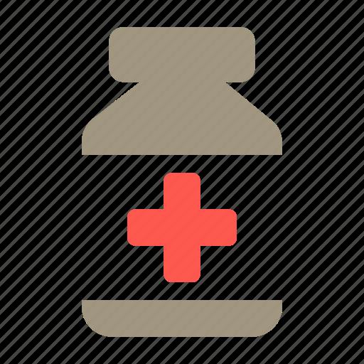 bottle, can, drug, drugs, medical, pharmacy icon