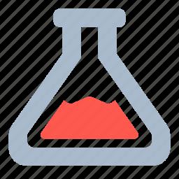 analysis, experiment, test, test tube, tube icon