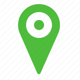geo location, gps, location, navigation, pin, target icon
