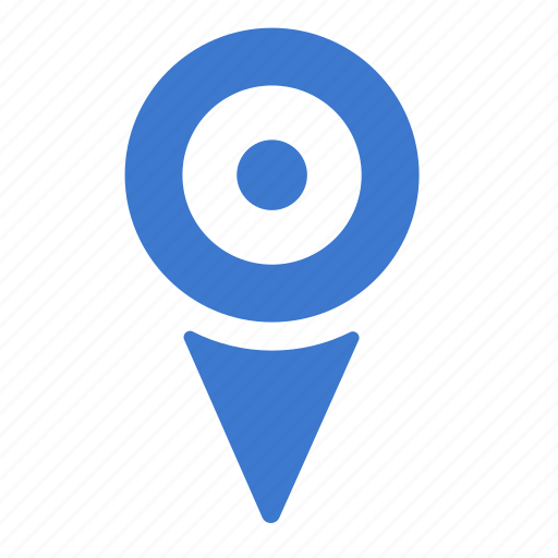 gps, location, marker, pin, pointer icon