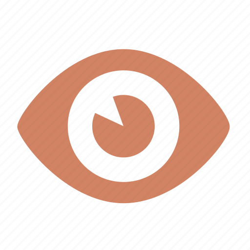 explore, eye, look, show, view icon