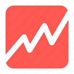 analytic, analytics, chart, forecast, report icon