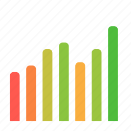 analytics, chart, rating, statistics icon