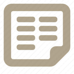 media, multimedia, news, newspaper icon