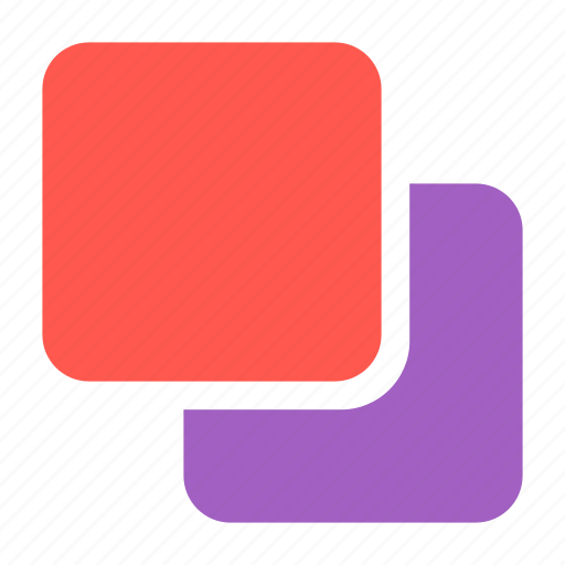 arrange, design, layer, layers, order, stack, substract icon