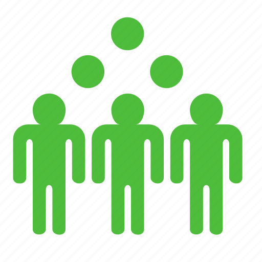 clients, crowd, group, mass, people, team icon