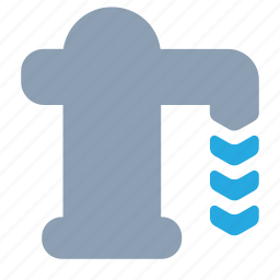 drink, fountain, pump, spring, water icon