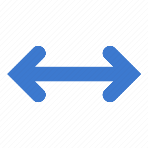 arrows, back, direction, forward, horizontal, swap icon