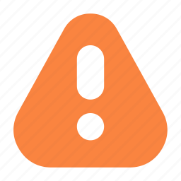 alert, attention, caution, sign, warning icon