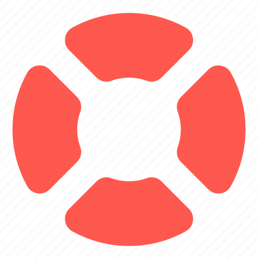aim, help, lifebuoy, swim icon