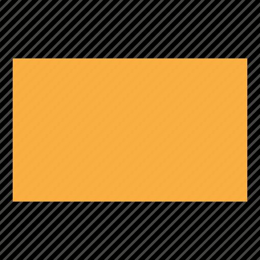figure, form, rectangle, shape icon