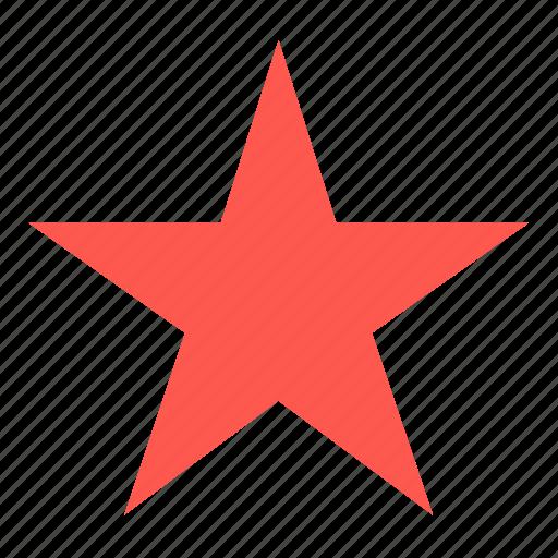 achievement, award, figure, rating, shape, star, winner icon