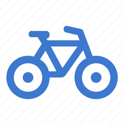 bicycle, bike, transport, travel icon