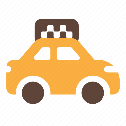 auto, car, taxi, transport, vehicle icon