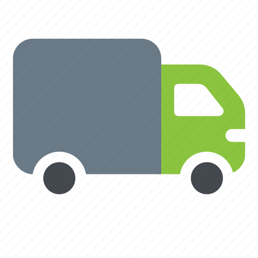lorry, shipping, transport, truck, vehicle icon