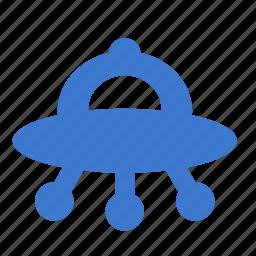 alien, invasion, ship, space, transport, ufo icon