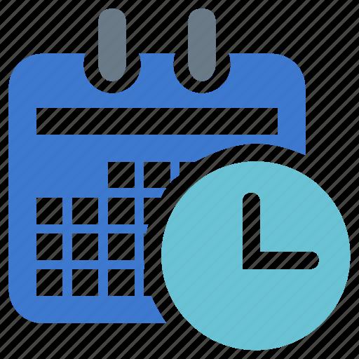 calendar, deadline, schedule, timeline icon