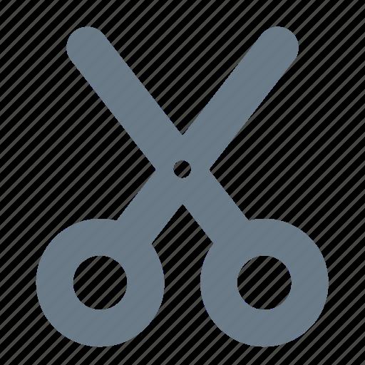 cut, cutter, scissors, tool icon