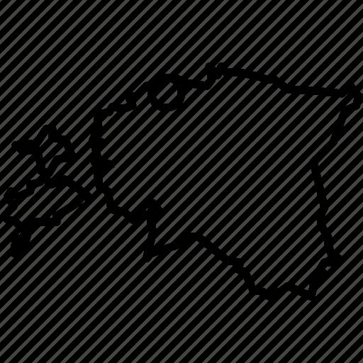 baltics, capital, country, estonia, europe, republic, tallinn icon