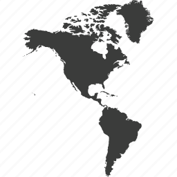 america, continent, continents, countries, country, location, map icon