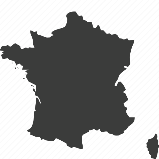 countries, country, europe, france, location, map icon