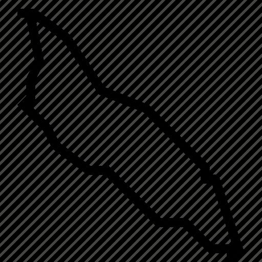aruba, map icon