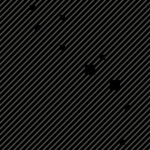 map, tuvalu icon