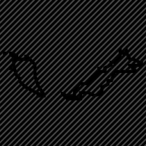 malaysia, map icon