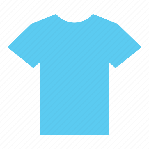 blue, clothes, clothing, jersey, light blue, shirt, t-shirt icon
