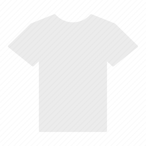 clothes, clothing, jersey, shirt, t-shirt, white icon