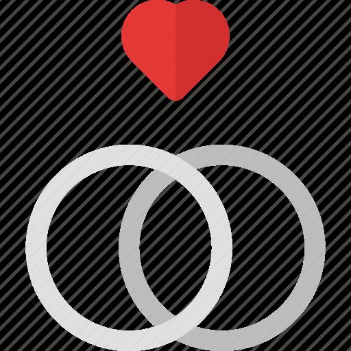 bride, couple, love, ring, ring icon, wedding, wedding icon icon