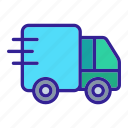 auto, cargo, courier, delivery, lorry, service, shipment