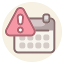 coronavirus, incubation, period, time icon