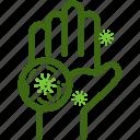 virus, bacteria, disease, germ, pathogen, corona, covid
