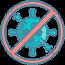 anti, coronavirus, covid-19, disease, prevention, virus icon