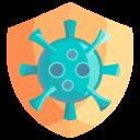 coronavirus, covid-19, prevention, protection, virus icon
