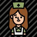 nurse, nursing, user, medical