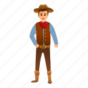 baby, child, cowboy, hand, person, young