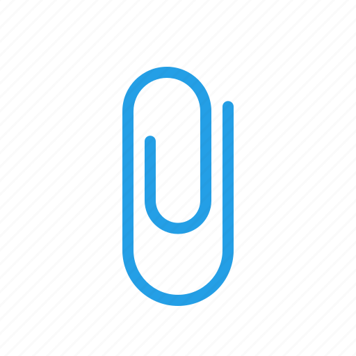 attach, clip, crafting, paperclip, stationary, upin icon