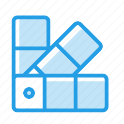 brush, color, drawing, paint, palette, theme, tool icon