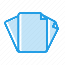copy, document, important, memo, note, paper, papers icon