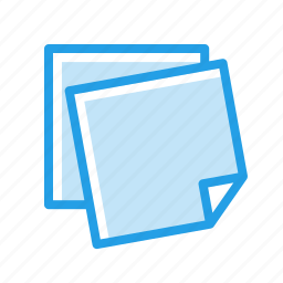 important, memo, notes, paper, stationary, sticky icon