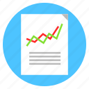 analysis, analytics, data analytics, data report, growth, report icon