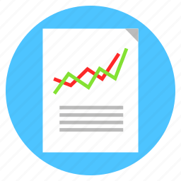analysis, analytics, data analytics, data report, growth, report icon
