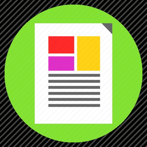 analysis, analytics, data analytics, data report, report icon