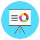 analysis, analytics, data analytics, graph, presentation icon