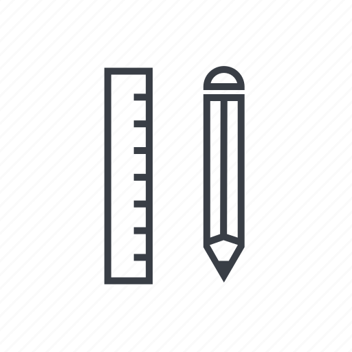 concept, creative, designer, tools icon