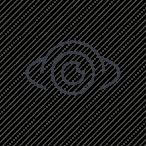 cathing, concept, creative, design, eye icon