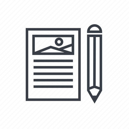 concept, creative, planing icon