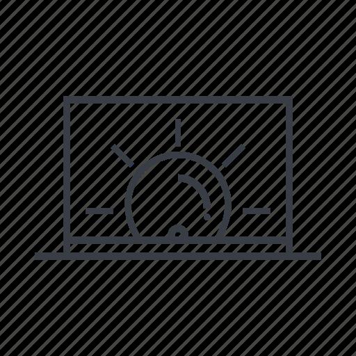 business, concept, creative, design, presentation icon